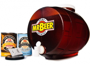 Мини-пивоварня Mr.Beer Deluxe Kit